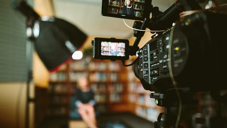 Video  Blog Recording