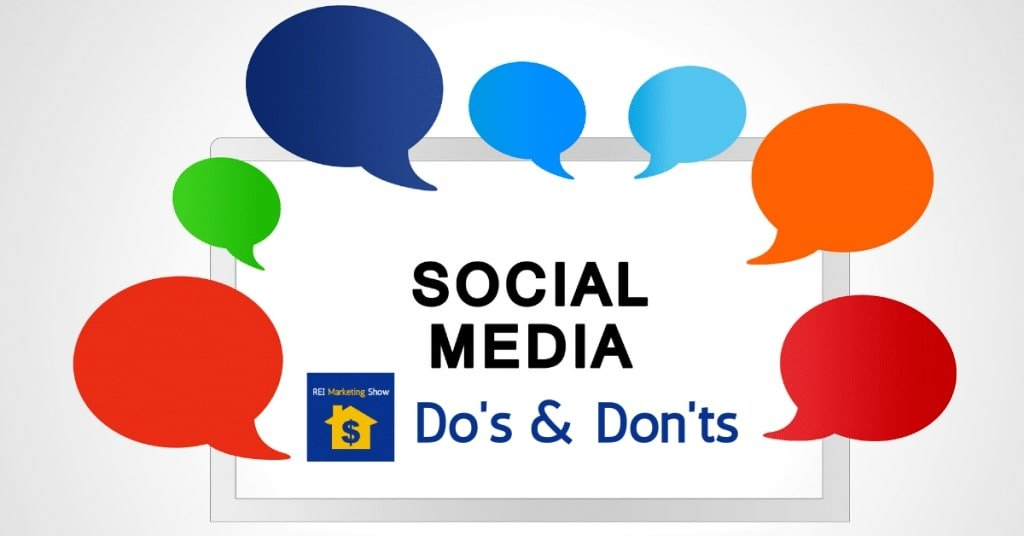 Your Social Media Platforms Do's & Don'ts