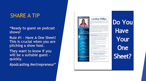 share a tip