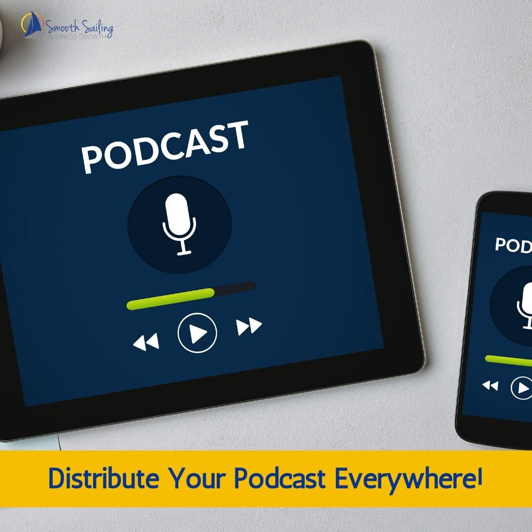 Distribute Your Podcast Everywhere!