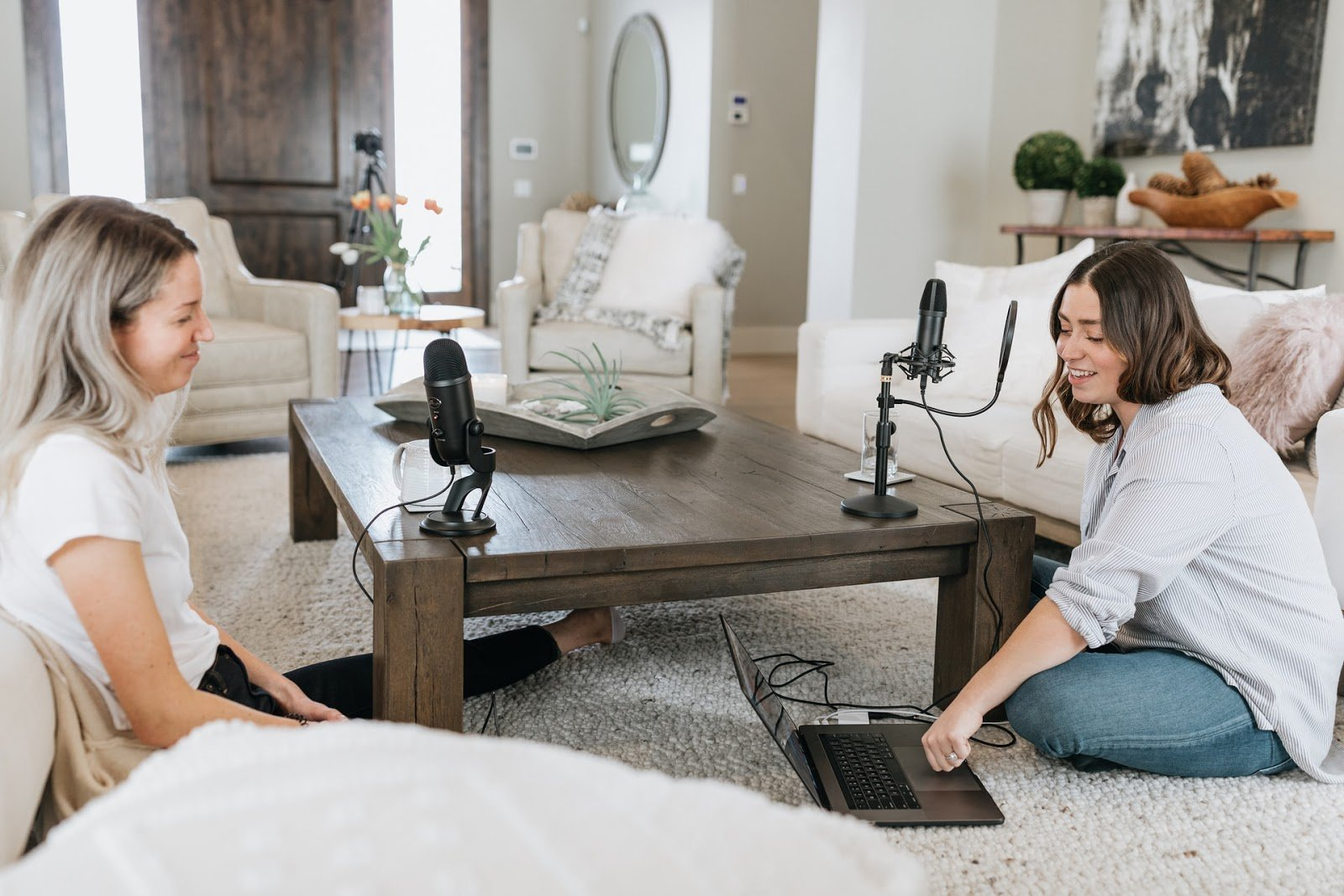 Find the Perfect Ideas and Start a Podcast