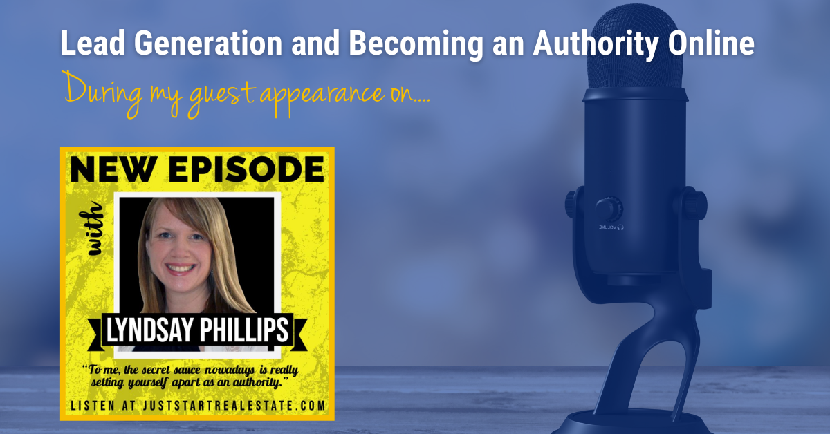 Lead Generation and Becoming an Authority Online